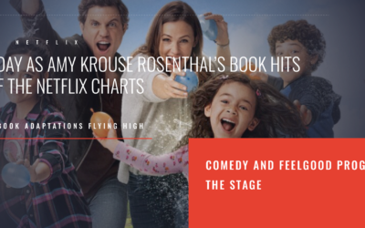 4 of Netflix Current Top 10 Shows are Book Adaptations